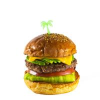 Island Burgers - アボカドチーズバーガー