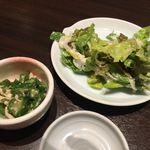 55585550 - 前菜・シーザーサラダ