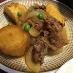 広島 酒呑童子 - 牛肉の南蛮煮