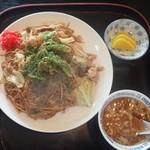 美喜 - 焼きそば750円/平成28年9月