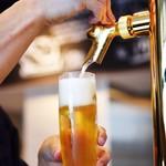 地中海テラス Otama - ドリンク写真:生ビール