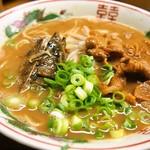 ラーメン東大 - 料理写真:ラーメン