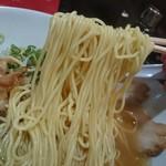 らーめん ミナミ☆十字星 - 麺リフト