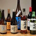松本くろ門 - 地酒各種