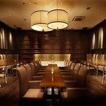 テイストシックス - TASTE-6の2階!写真は2次会用に貸切スタイル☆通常営業はソファーの半個室でプライベートシーンに♪