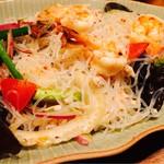 タイ料理 アジアンダイニング ワルンプアン サタニー - ヤムウンセンサラダ