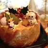スイーツパーラー十字屋商店 - 料理写真:クリスマスケーキも近日ご予約開始!(写真は昨年のものです)