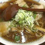 あべ食堂 - 中華そば(¥650)