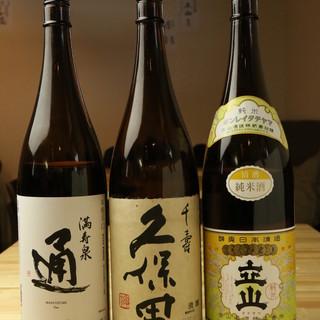 蕎麦×日本酒