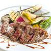 ピッツァ リディア - 料理写真:和牛のタリアータ