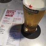 gz - 金曜日の晩の軽く一杯。(^-^)/