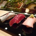 鮨 菅本 - お店の料理