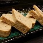 食助 - 寿司屋の玉子焼