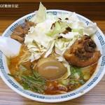 桂花ラーメン - 太肉麺980円、変わらぬフォルム