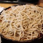 並木藪蕎麦 - そば