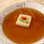 メインダイニングルーム - コンソメスープ