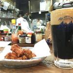 ビアカウンターちょこっと - って事は…奈良県で2番目に美味い黒生?