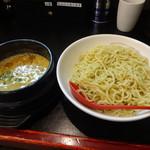 麺家 八兵衛 - カレーつけ麺850円(税込)