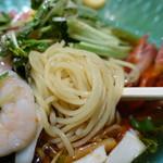 広味坊 - モチッと中細麺