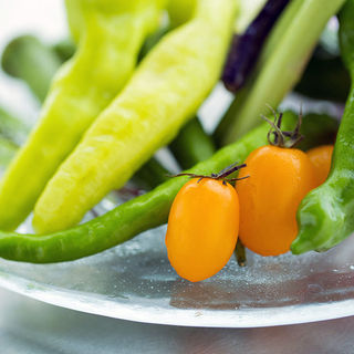 生産者直送!無農薬野菜をお届け!お通し480円で食べ放題!