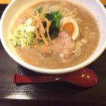 川間らー麺 -