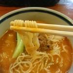 55610872 - 担々麺4辛(ダイハード)大盛