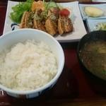 三陸味処三五十 - 元祖南蛮肉定食