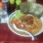 55612069 - 赤担々麺 全部のせ1050円