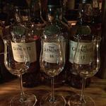 ジョシーズウェル - THE GLENLIVET 飲み比べ(10mlずつ)