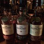 ジョシーズウェル - THE GLENLIVET飲み比べ