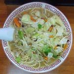 荒戸うどん - チャンポン500円