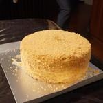 アンリ・シャルパンティエ - Wチーズケーキ