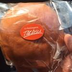 ブーランジェリー タカス - 料理写真:クリームパン