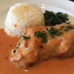 DIALOGUE - 鶏のヴィネガー煮込み