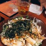 天笑 - 山芋のサラダ