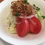 カフェサボイヤ - セットのサラダ