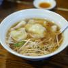 かおたんラーメンえんとつ屋 - 料理写真:ワンタン麺