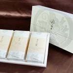 福菱 Kagerou Cafe - パウンドケーキ3種セット
