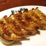 餃子の福包 - 焼き餃子