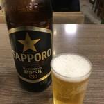 酒屋の酒場 - 瓶ビール