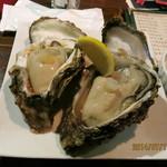 キャッスルウエスト - 生牡蠣