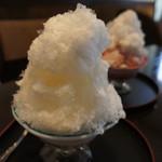 55626603 - 銀座ジンジャーかき氷
