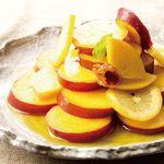 プレシャス ビュッフェ - さつま芋のりんご煮
