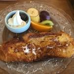 ショパン - 料理写真:フレンチトーストです