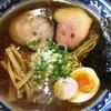 中華そば いぶし - 料理写真:中華そば(大盛:ノーマル)