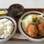 レストラン高砂 - \590なんて信じられない!(2016/08月)