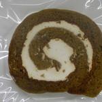 たまごん工房 - 米粉ロール(コーヒー)