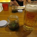 ハイサイうる虎 - オリオン生ビール