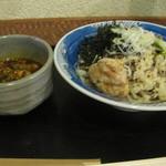 肉蕎麦 時の声 - 料理写真:肉蕎麦69(690円)
