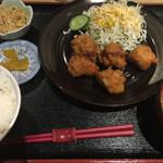 55637629 - 鶏唐揚定食 ¥700